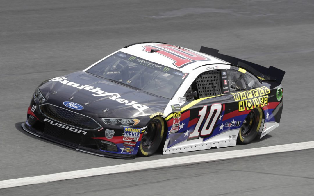 Charlotte Motor Speedway Race Report 5.19.18