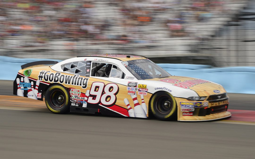 Watkins Glen Xfinity Race Report 8.4.18