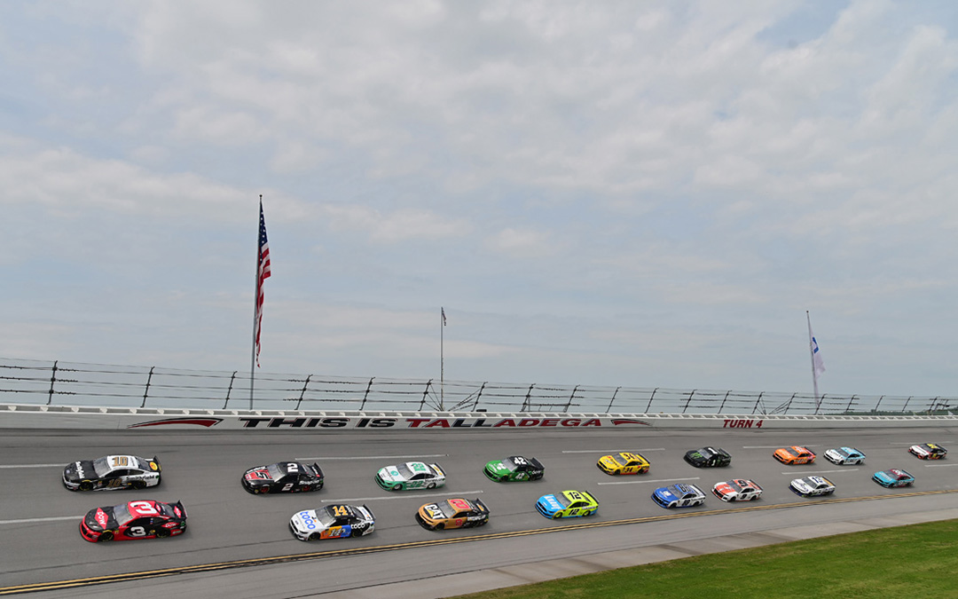 Talladega Race Report 4.28.19