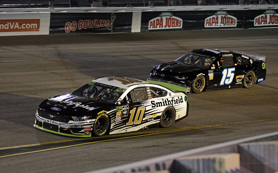 Richmond Raceway Race Report 9.21.19